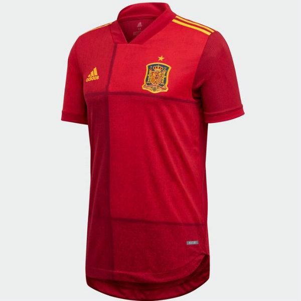 Camiseta Espana 2020 Primera Equipacion