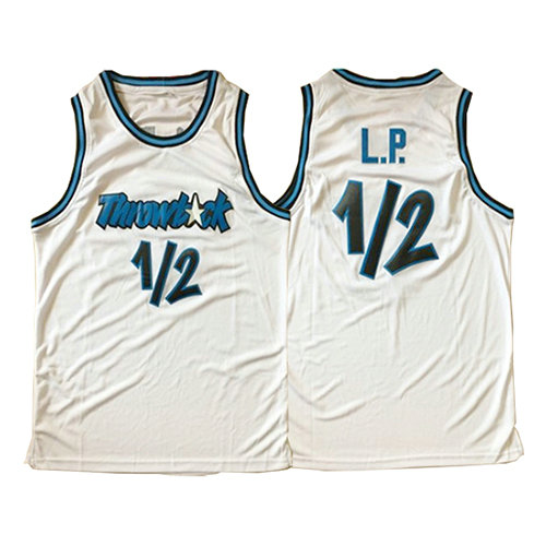 Camiseta baloncesto LP Blanco Orlando Magic Hombre