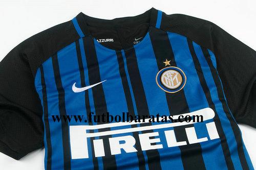 segunda equipacion Inter Milan modelos