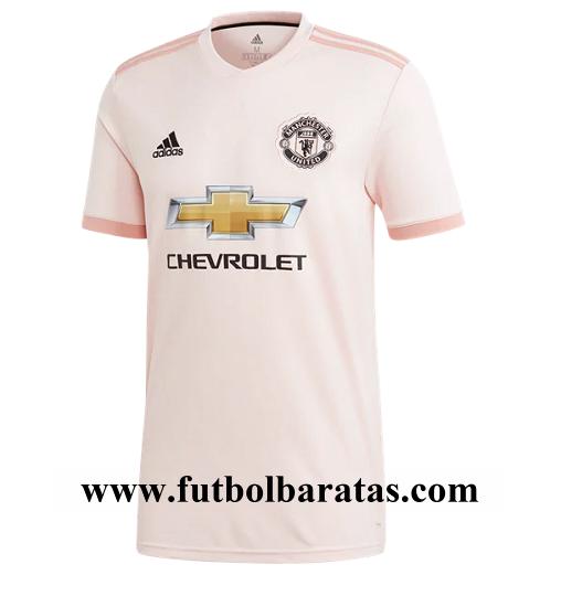 Camiseta del Manchester United 2019 Segunda Equipacion