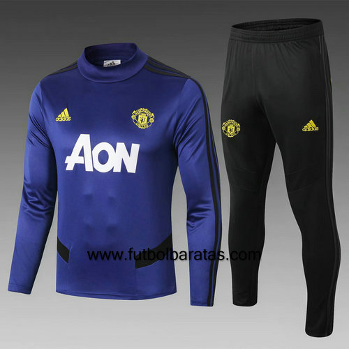 Chandel Manchester United 2019-2020 Azul