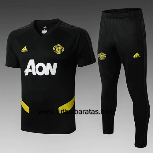 Chandel Manchester United 2019-2020 Negro