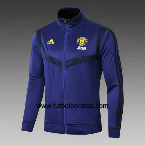 Chaquet Manchester United 2019-2020 Azul