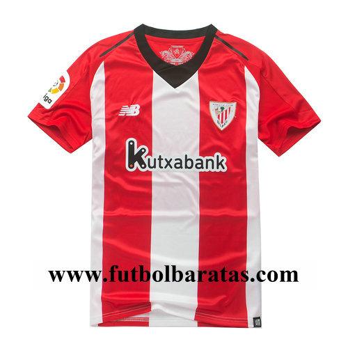 camisetas de futbol Athletic Club baratas