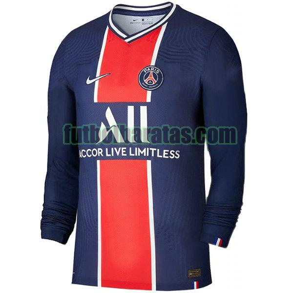camiseta paris saint germain 2020-2021 primera ml