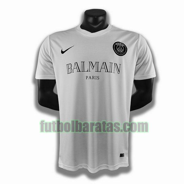 camiseta paris saint germain blanco training player