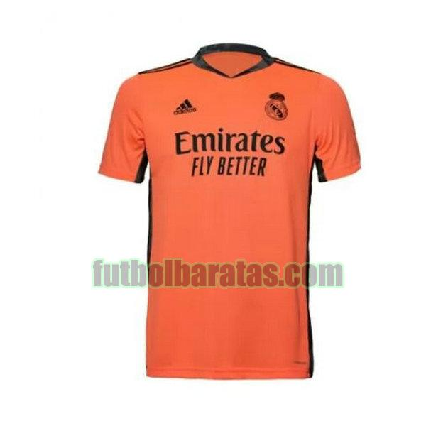 camiseta real madrid 2020-2021 segunda portero