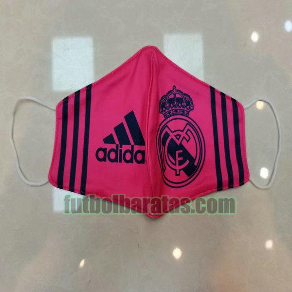 máscara real madrid 2020-2021 rosa