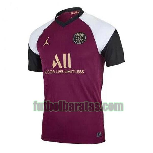 tailandia camiseta paris saint germain 2020-2021 tercera