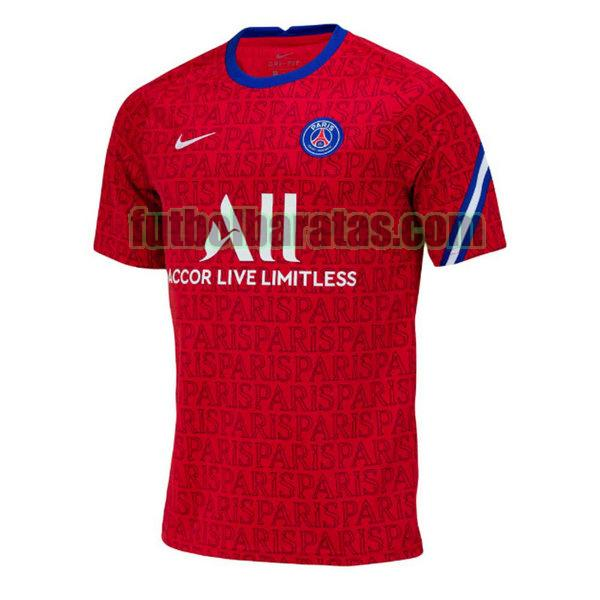 tailandia camiseta paris saint germain 2020-2021 training
