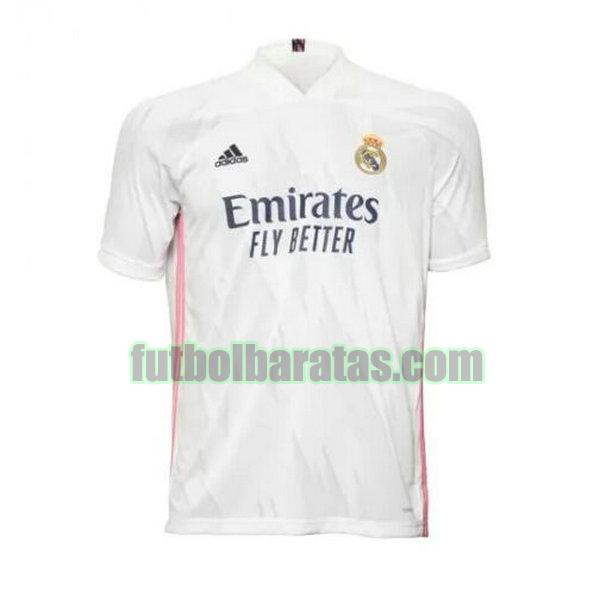 tailandia camiseta real madrid 2020-2021 primera